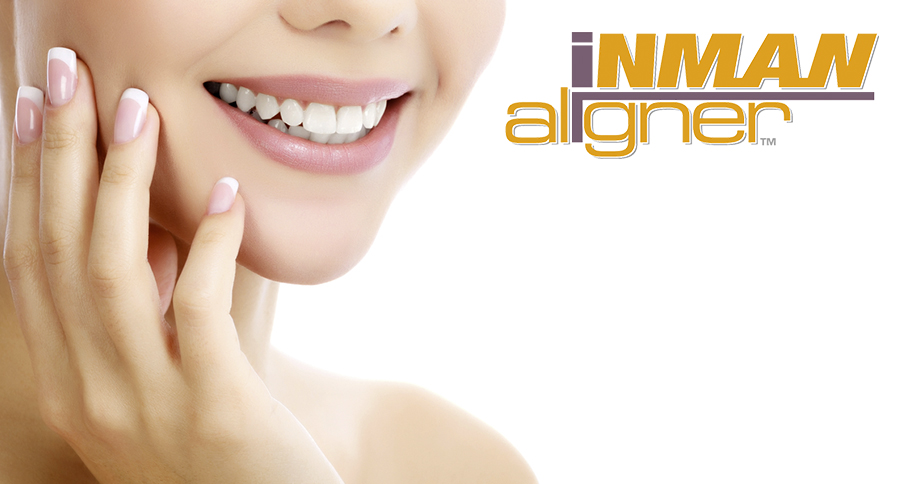 inman aligner for straight teeth